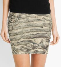 Patterns In Sand 3 Mini Skirt