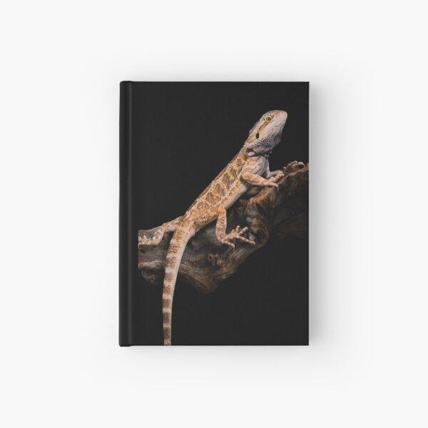 Central Bearded Dragon [Pogona vitticeps] Hardcover Journal