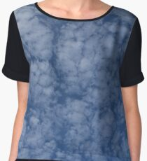 Altocumulus Abstract 2 Chiffon Top