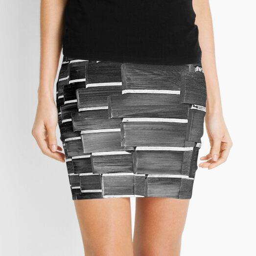 Technocratic Wall Mini Skirt