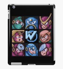 Mega Robot Bosses 2 iPad Case/Skin