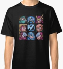 Mega Robot Bosses 2 Classic T-Shirt