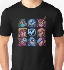 Mega Robot Bosses 2 Unisex T-Shirt