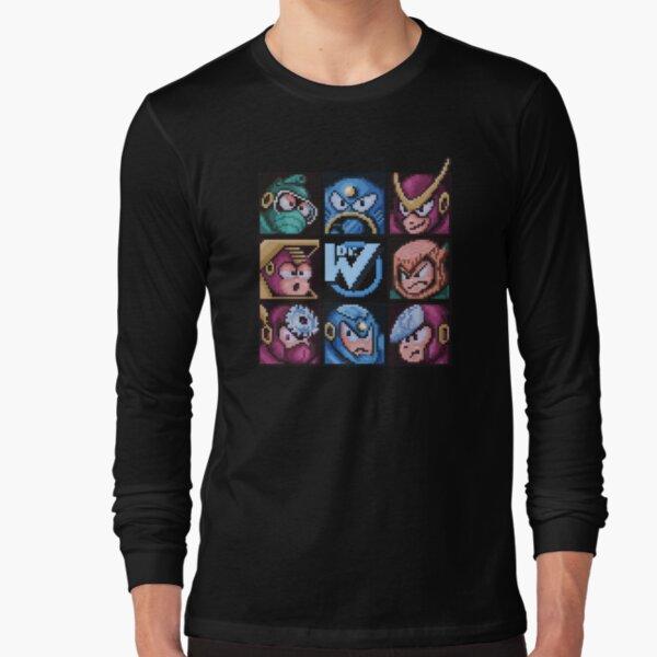 Mega Robot Bosses 2 Long Sleeve T-Shirt