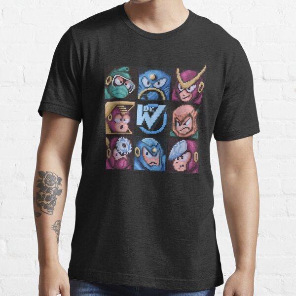 Mega Robot Bosses 2 Essential T-Shirt