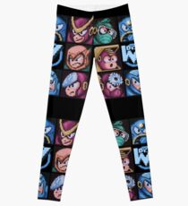 Mega Robot Bosses 2 Leggings