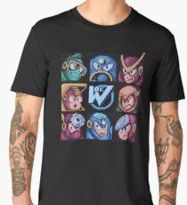 Mega Robot Bosses 2 Men's Premium T-Shirt