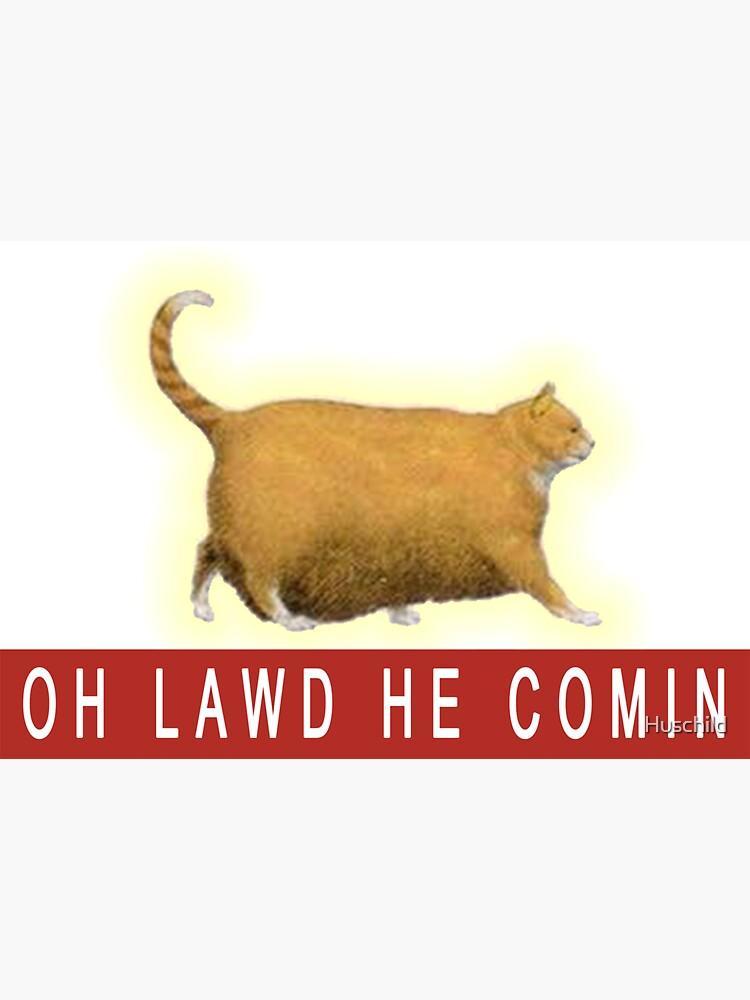 Chonk Cat Meme   by Huschild