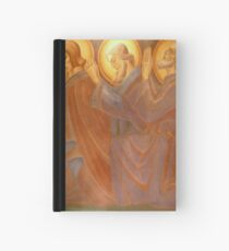 Holy Men  Adoring Hardcover Journal