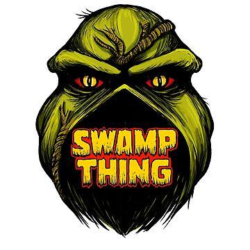 Swamp Thing von skinnyginny