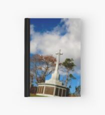 War Monument in Point Pleasant Park Hardcover Journal