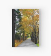 Fall in Point Pleasant Park Hardcover Journal