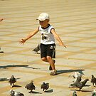 chicd and pigeons by natoly