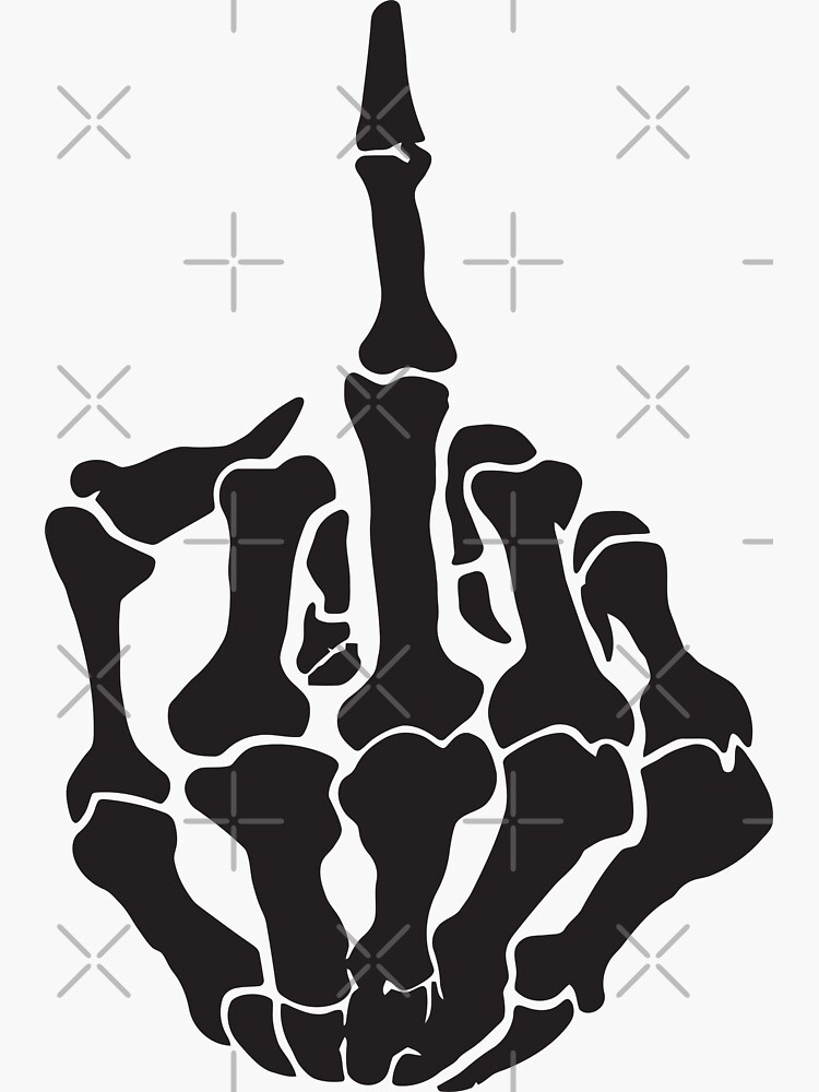 Middle Finger by lowpressures