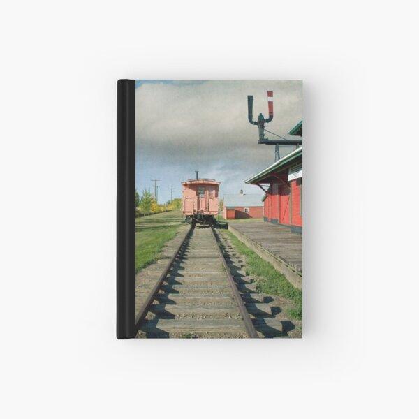Pollockville Station Hardcover Journal