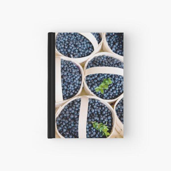 Blaubeeren Notizbuch