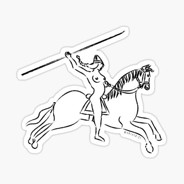 Valkyrie Sticker