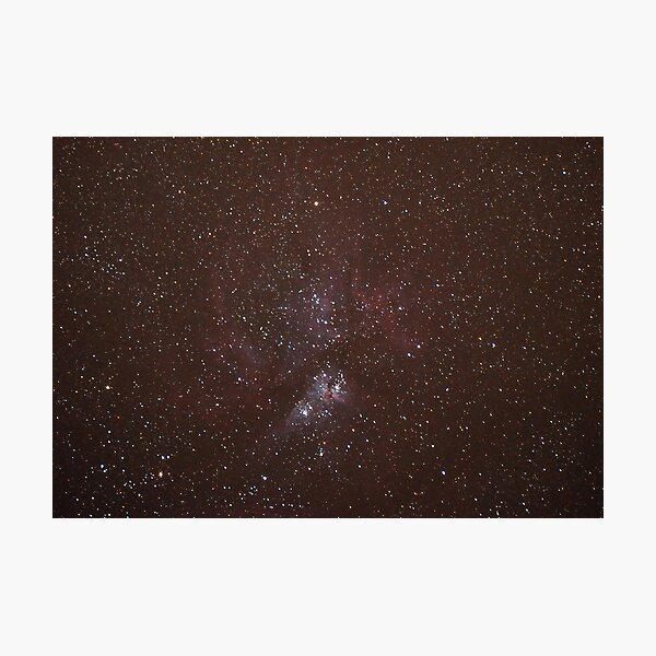 Eta Carina Nebula Photographic Print