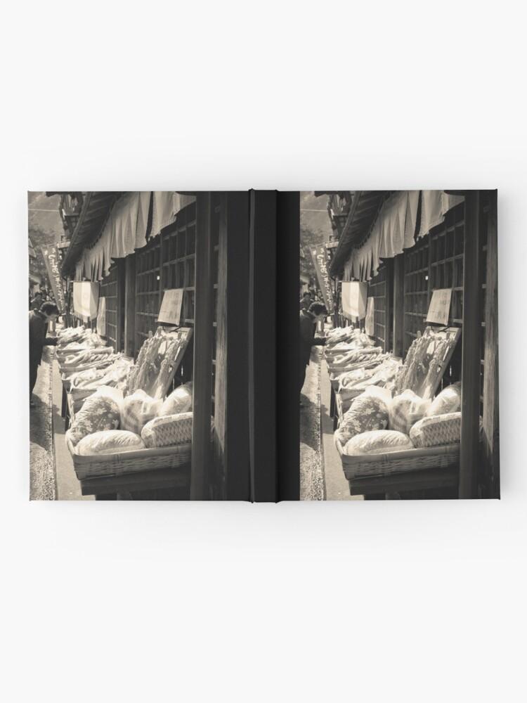Alternate view of Yabakei Street Market Hardcover Journal