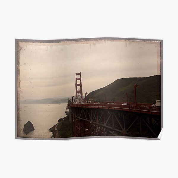 Golden Gate Remembered Poster