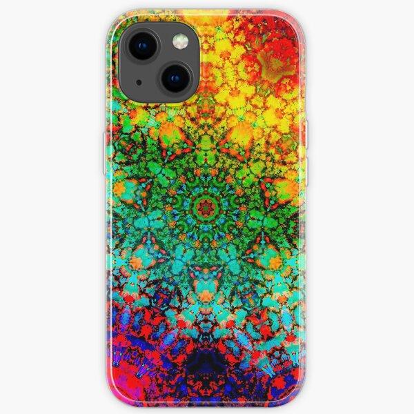 Crystal Rainbow iPhone Soft Case