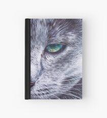 Russian Blue Hardcover Journal
