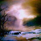 February Twilight by ©Janis Zroback