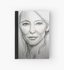 Cate Blanchett Hardcover Journal