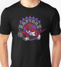 Camiseta ajustada Raptors Throwback Logo