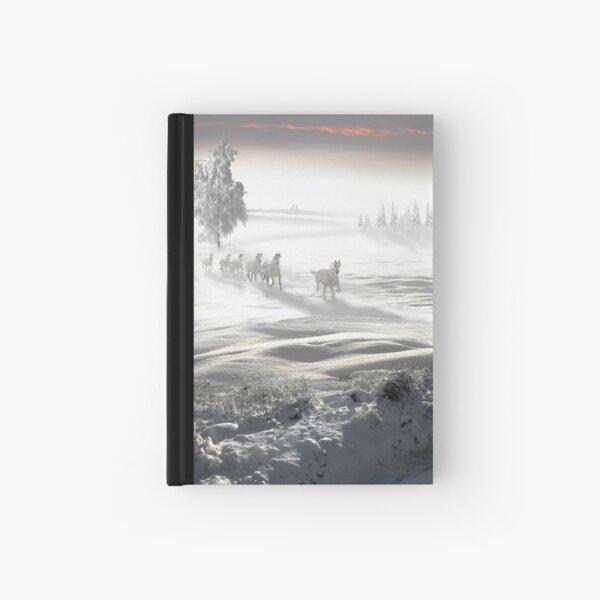 White Spirit Hardcover Journal