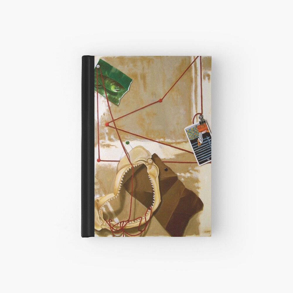The Phobia Hardcover Journal
