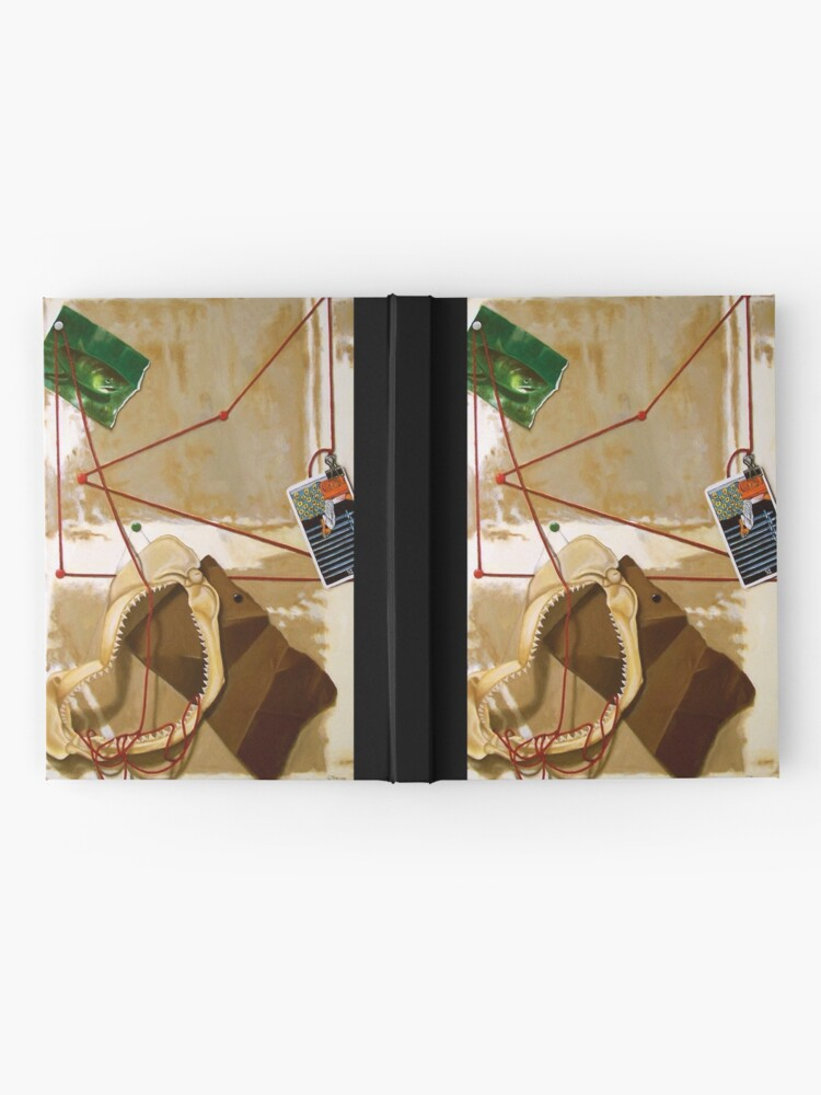 Alternate view of The Phobia Hardcover Journal