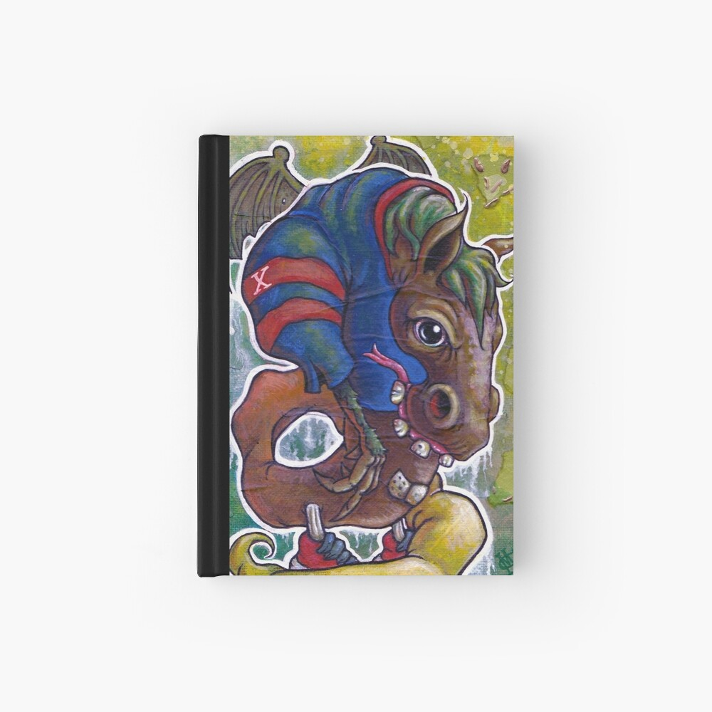 The Jersey Devil Hardcover Journal