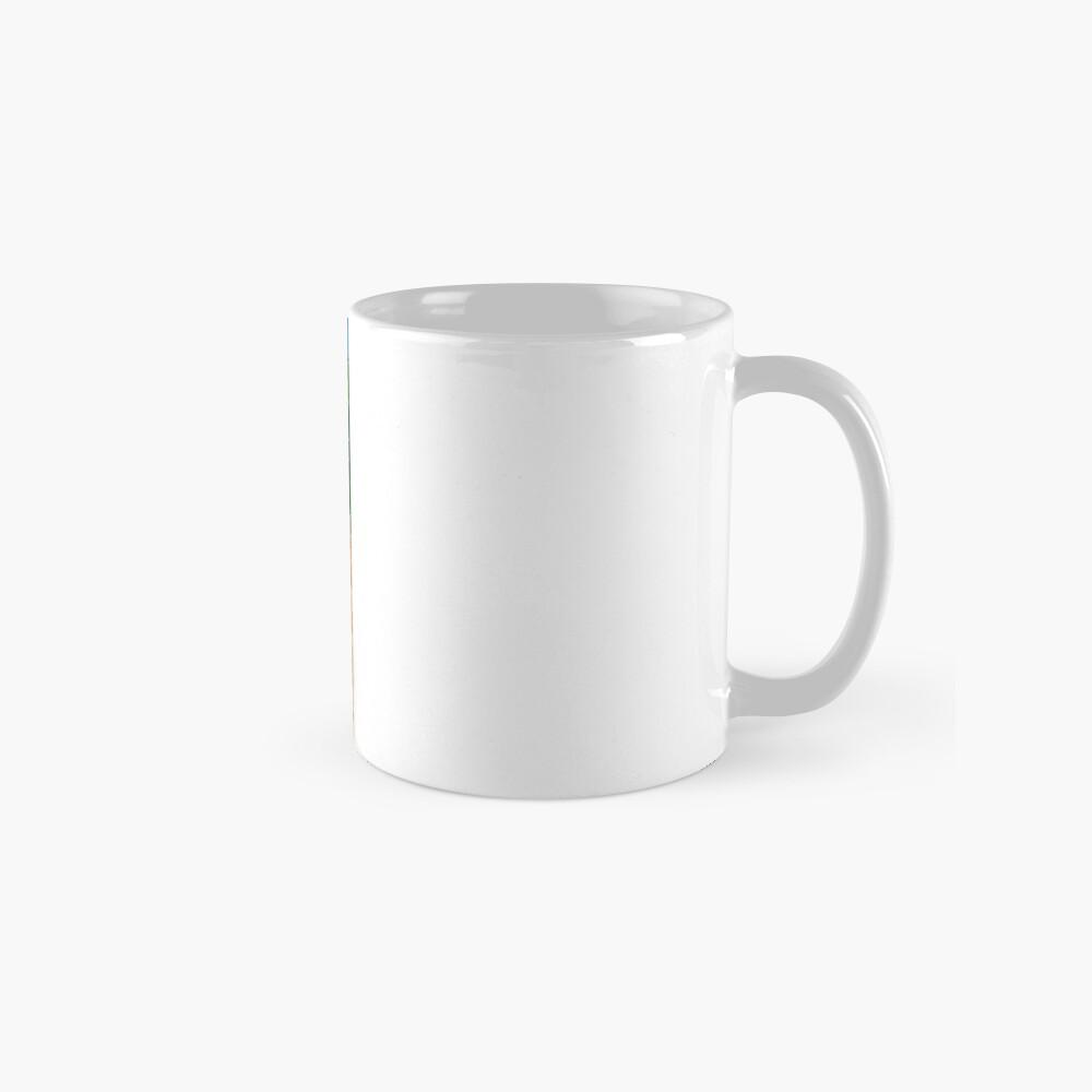 Bovine (Cow. Well, technically a bullock) Mugs