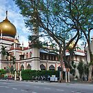 Singapore, Sultan Mosque by Adri  Padmos
