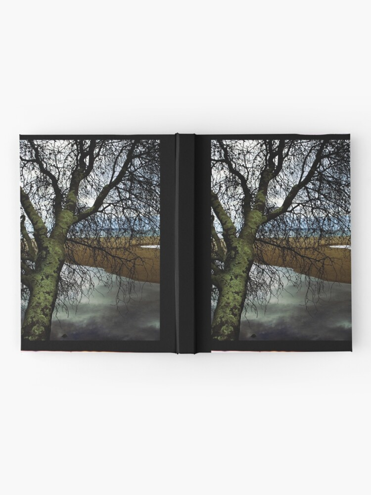 Alternate view of at the beach Hardcover Journal
