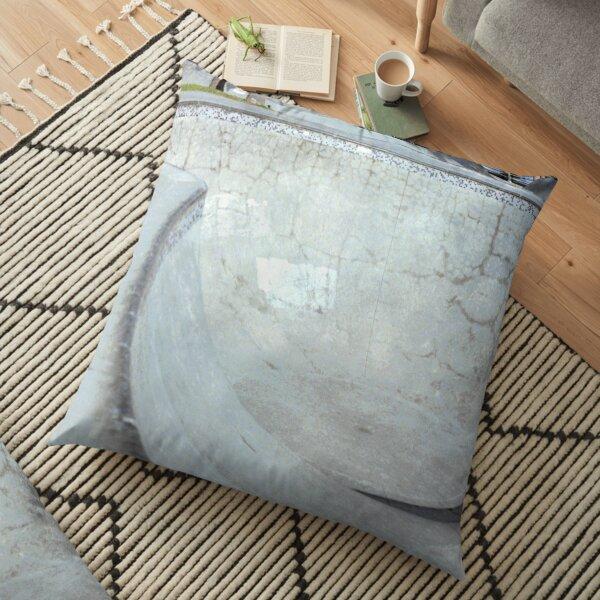 Skateboard Bowl Floor Pillow