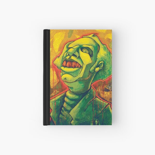 The Amighty Dollah Hardcover Journal