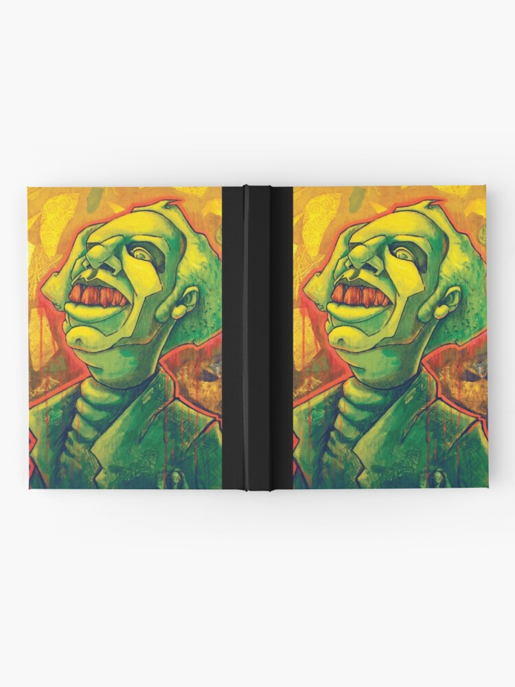 Alternate view of The Amighty Dollah Hardcover Journal
