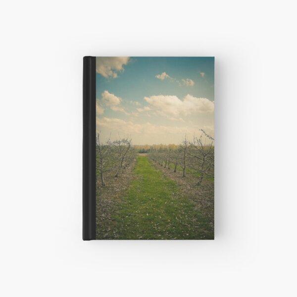 Good Ol' Days  Hardcover Journal