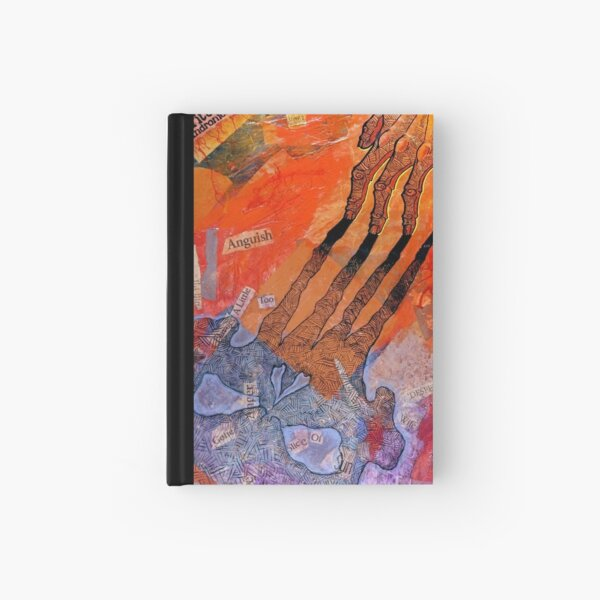 Titus Andronicus poster Hardcover Journal