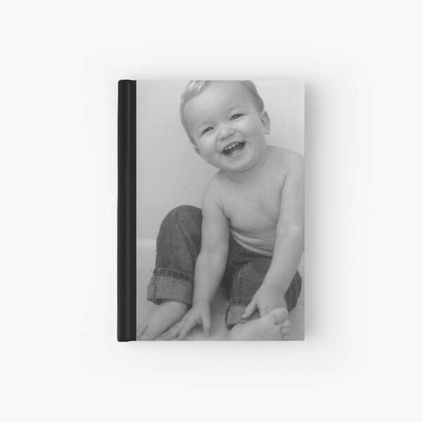 Bright Side Baby  Hardcover Journal