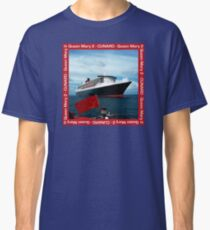 QUEEN MARY 2 Classic T-Shirt