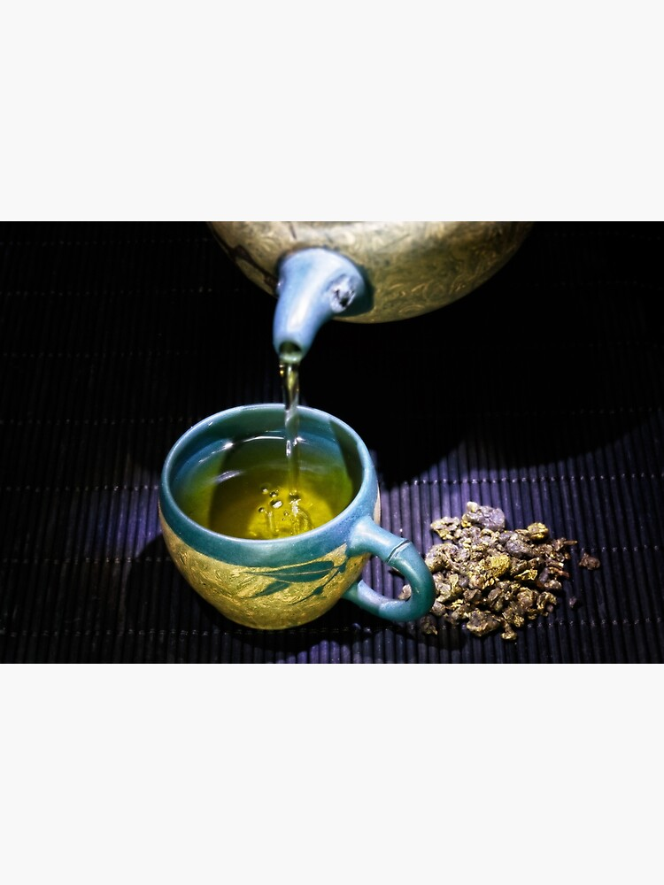 Green tea by fardad