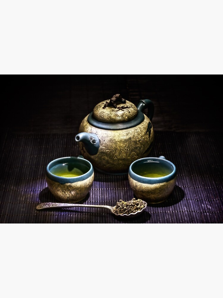 Oolong tea by fardad