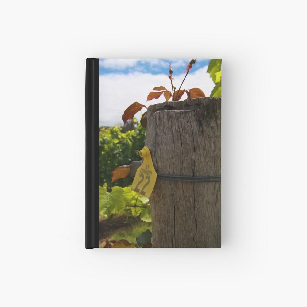 Chardonnay  Hardcover Journal