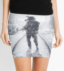 Metro Exodus Mini Skirt