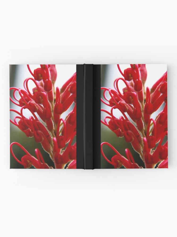 Alternate view of Grevillea Hardcover Journal