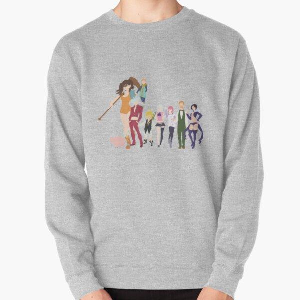 Seven Deadly Sins Pullover Sweatshirt