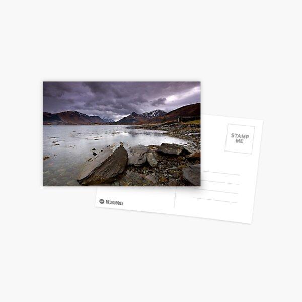 Loch Leven Postcard